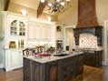Luxury custom kitchen in the Nashville area