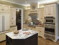 Luxury kitchen renovation