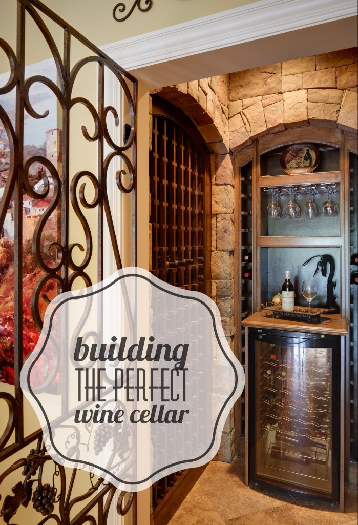 Home wine cellars everything you need to know for Wine cellar in house