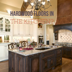 Kitchens with Wood Floors: A Decorator's Dream