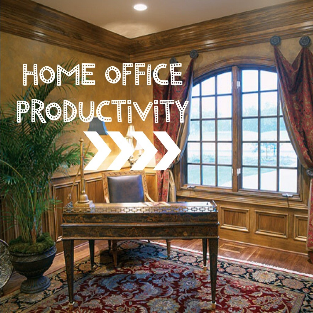 Home Office Productivity- Hughes Edwards Builders