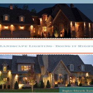 Landscape Lighting- Doing it Right