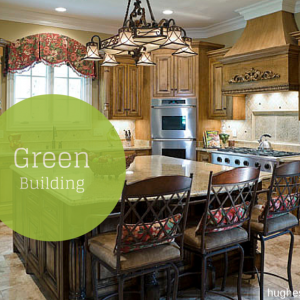 Green Building- What's Going in Your Custom Home