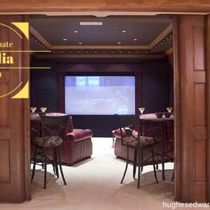 The Ultimate Media Room Floor Plan