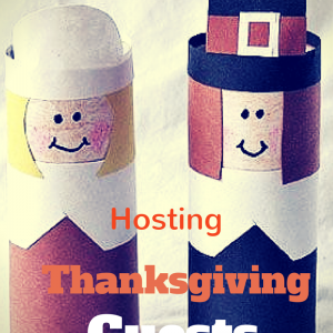 Hosting Thanksgiving Dinner