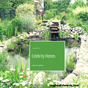 Celebrity Homes- What's Yours Missing?