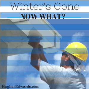 Springtime Reset – What to do After Winter is Gone