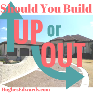Should You Build Up or Out