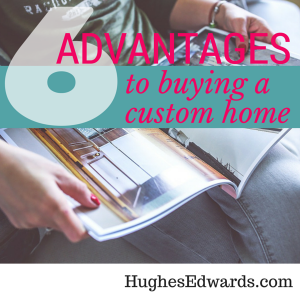 6 Advantages to Buying a Custom Home in Middle Tennessee