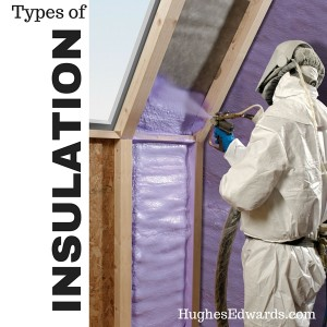 Types of Insulation to Consider