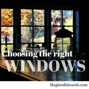 How to Choose the Right Windows in Your Custom Home
